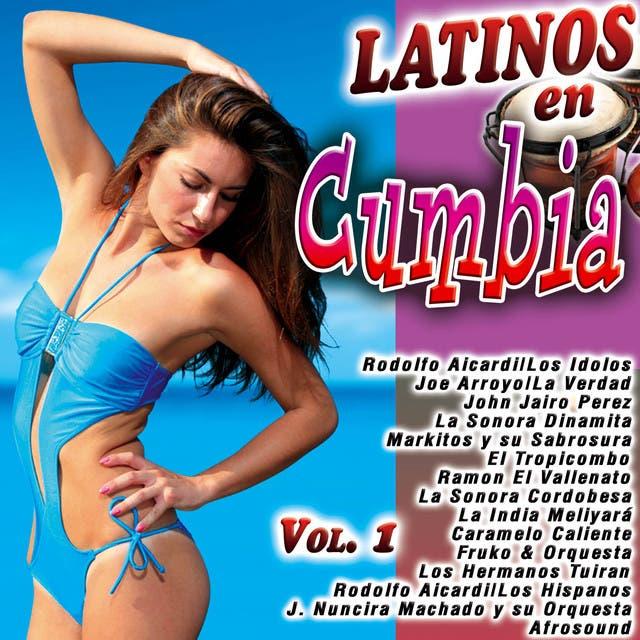 Latinos En Cumbia Vol. 1