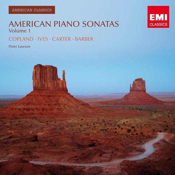 American Classics: Piano Sonatas Vol.1