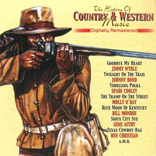 The History Of Country & Western. Vol. 11