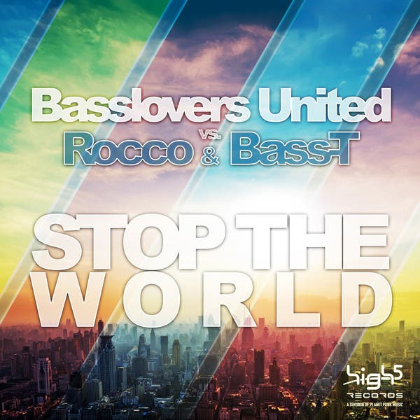 Basslovers United Vs. Rocco & Bass-T