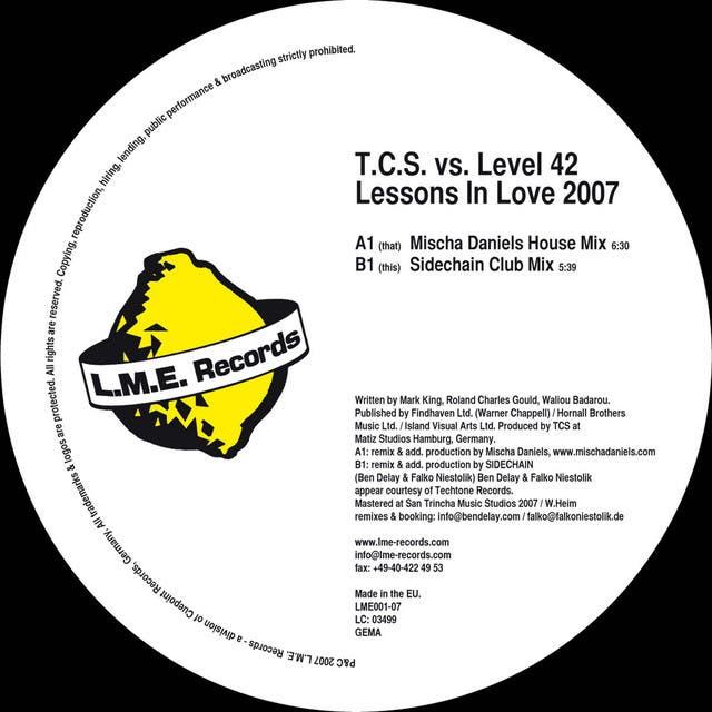 T.C.S. Vs Level 42