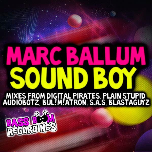 Marc Ballum