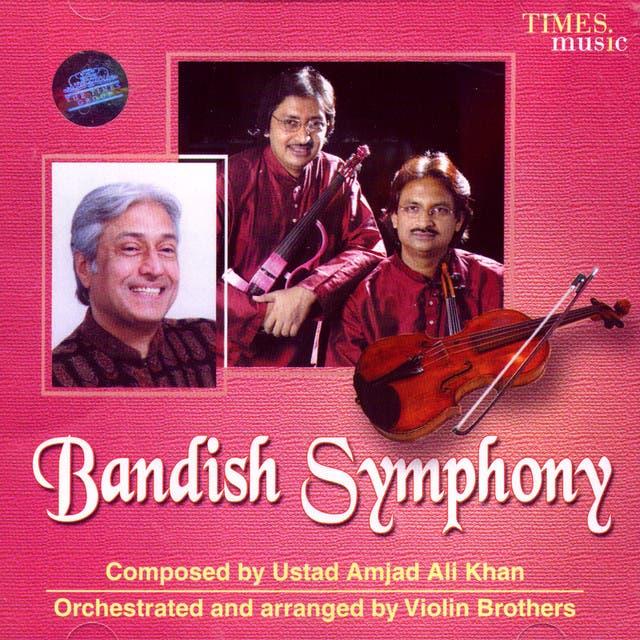 Ustad Amjad Ali Kahn / Violin Brothers