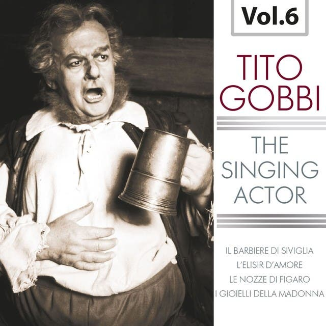 The Singing Actor, Vol. 6