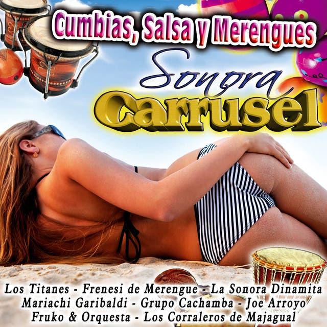 Cumbias, Salsa Y Merengues