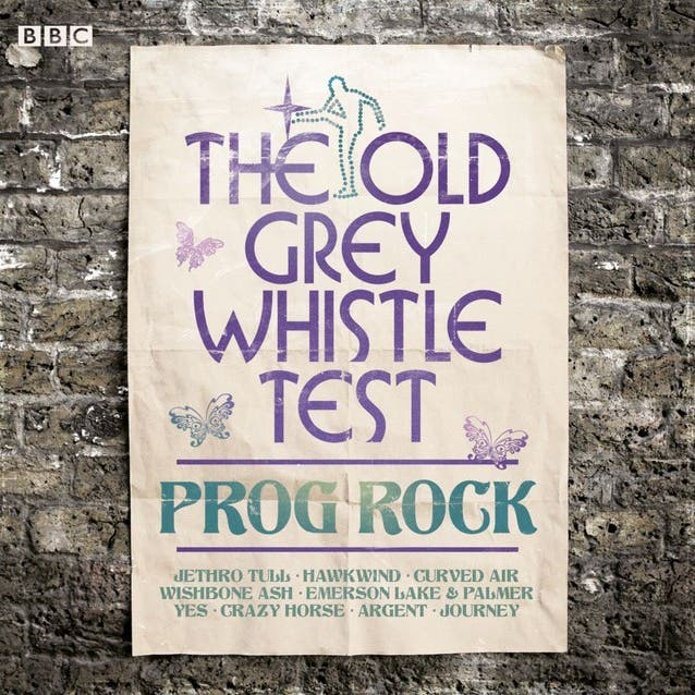 Various Artists - Old Grey Whistle Test Prog Rock