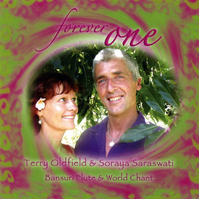 Terry Oldfield & Soraya Saraswati