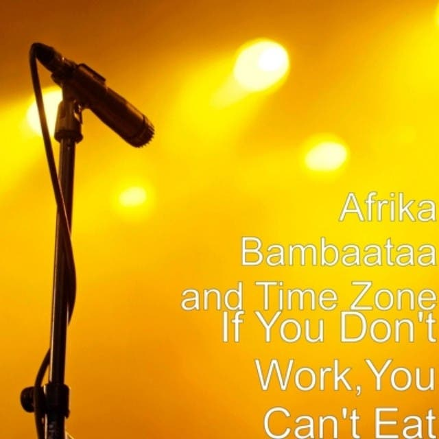 Afrika Bambaataa And Time Zone