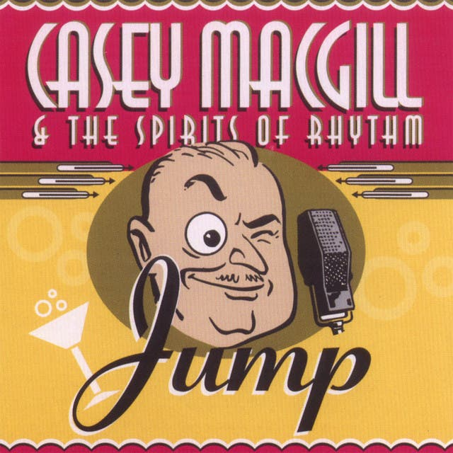 Casey MacGill & The Spirits Of Rhythm