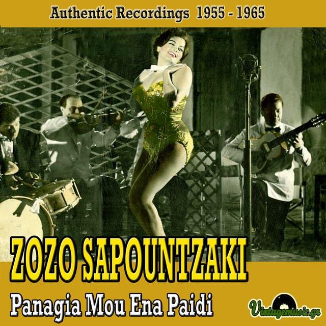 Zozo Sapountzaki