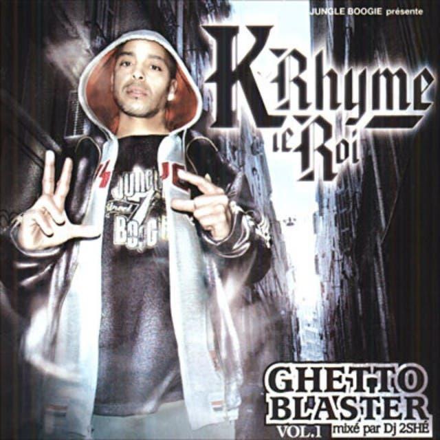 Ghetto Blaster, Vol. 1