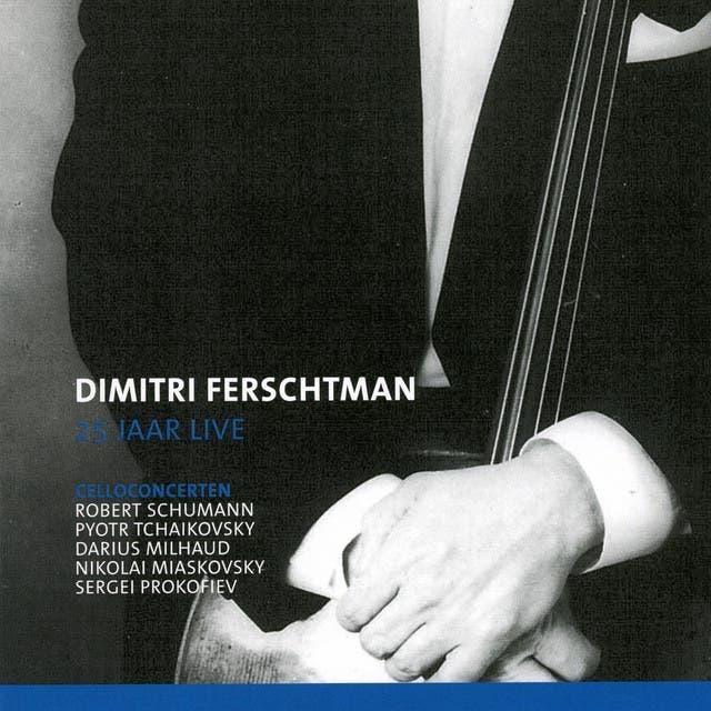 Dimitri Ferschtman, 25 Jaar Live, Dutch Radio Orchestra