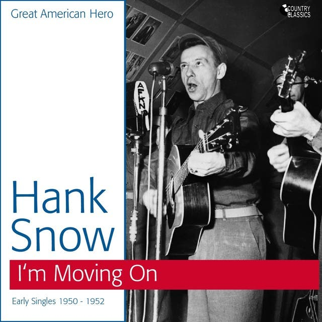 I'm Moving On (Early Singles 1950 - 1953)