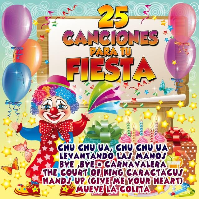 25 Canciones Para Tu Fiesta