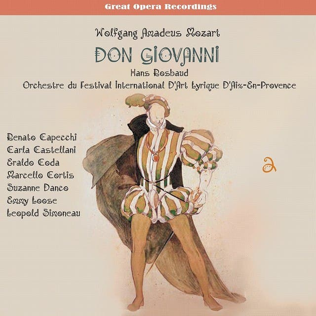 Mozart - Don Giovanni, Vol. 2 (1950)