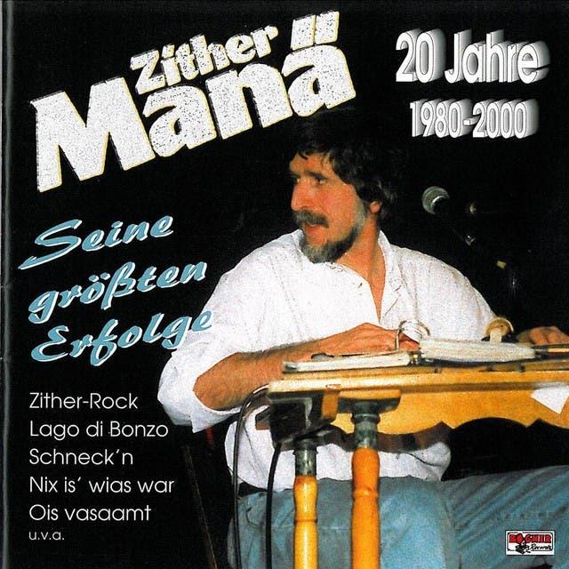 Zither Manä