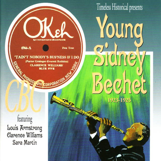 Young Sidney Bechet