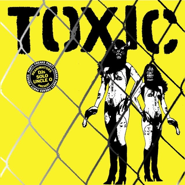 Various Artists - Toxic image