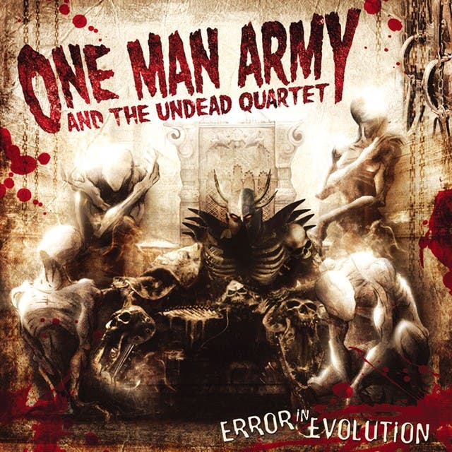 One Man Army & The Undead Quartet