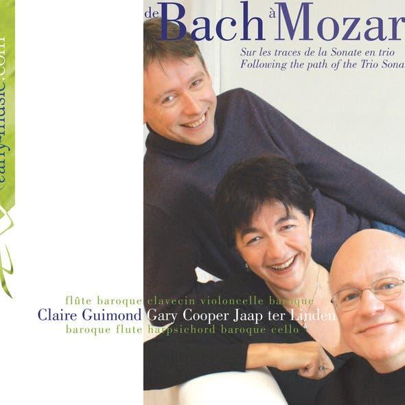 De Bach A Mozart Sur Les Trac