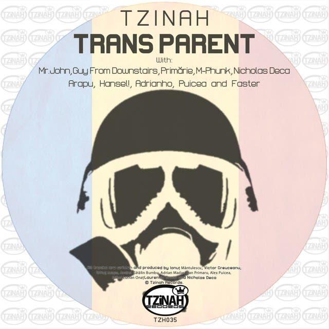 Tzinah Transparent