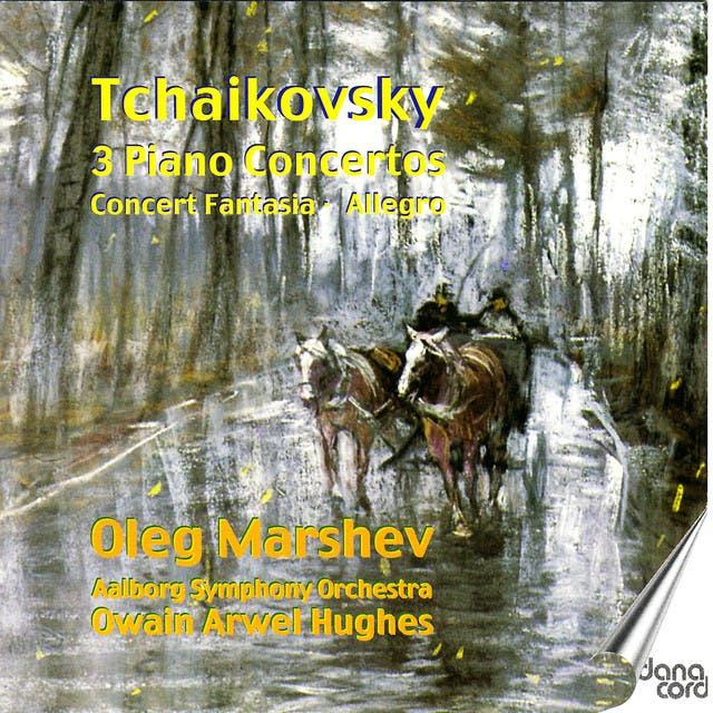 Tchaikovsky: 3 Piano Concertos