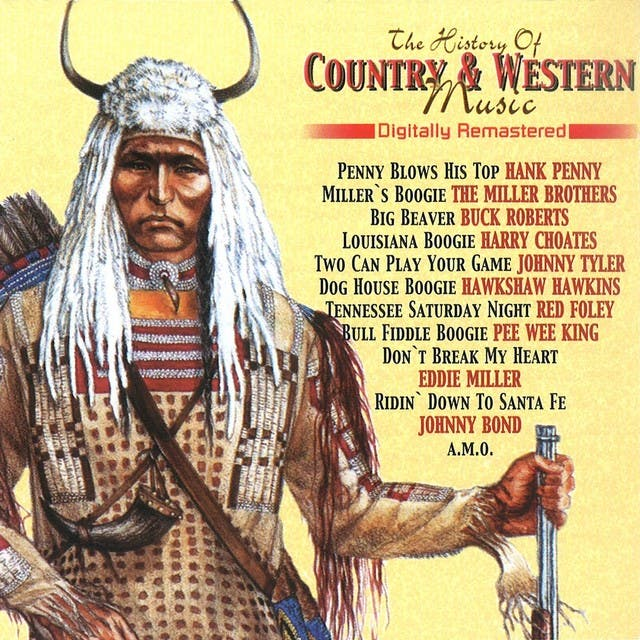The History Of Country & Western, Vol. 14 (Remastered)