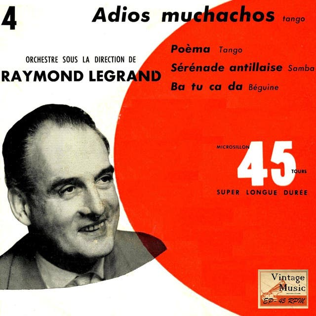 Raymond Legrand And His Orchestra