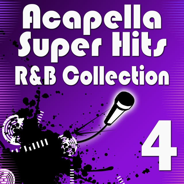Acapella Super Hits - R&B Collection 4