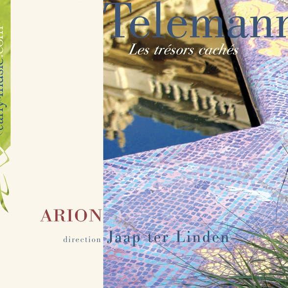 Telemann, G.P.: Les Tresors Caches