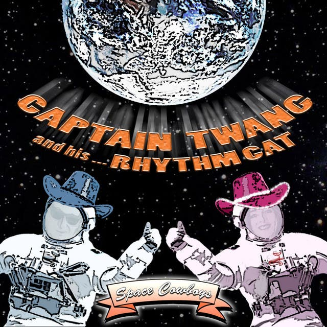 Captain Twang And His Rhythm Cat