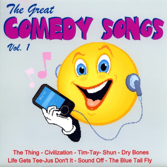 The Great Comedy Songs - Vol.One