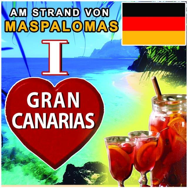 I Love Gran Canaria Kanarischen Inseln Spanisch