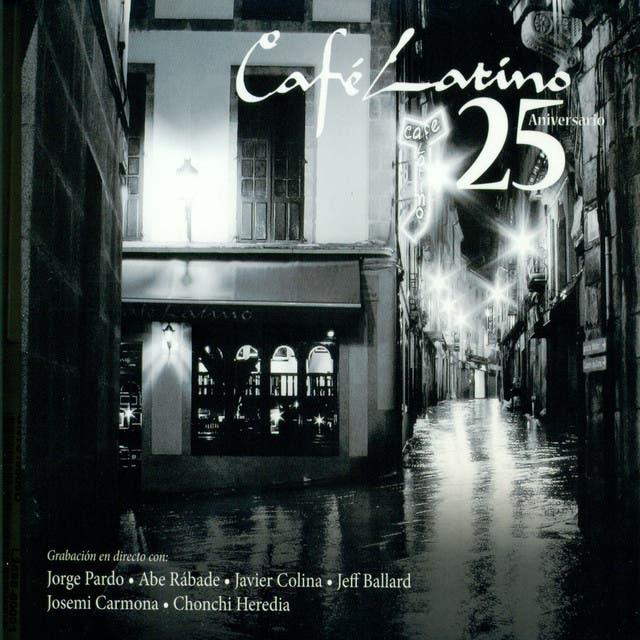 Café Latino 25 Aniversario