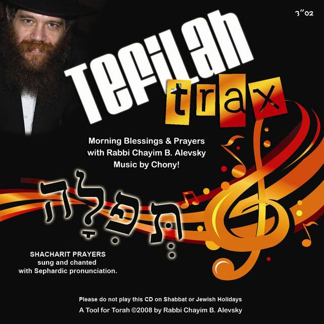 Rabbi Chayim B. Alevsky image