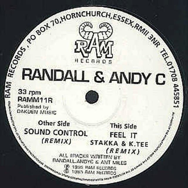 Randall & Andy C image