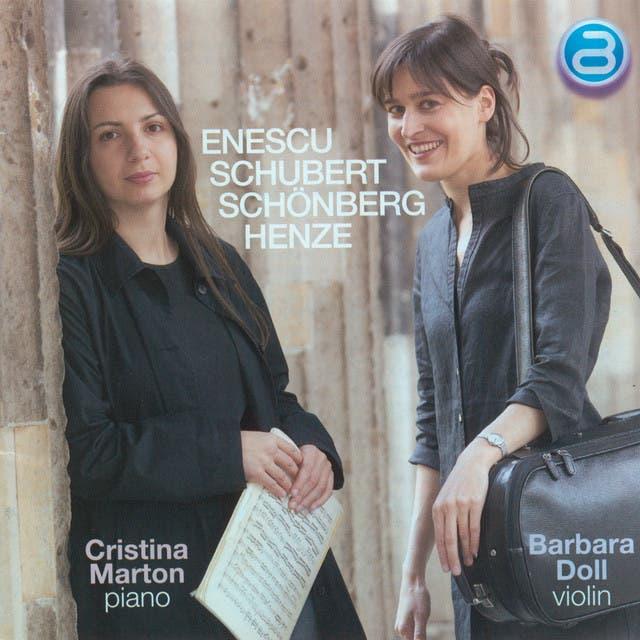 Enescu/ Schubert/ Schönberg/ Henze