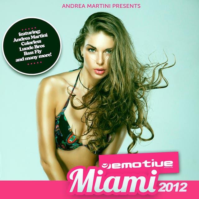 Andrea Martini Presents Emotive Miami 2012