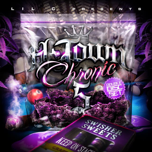 H-Town Chronic 5 Disc 1