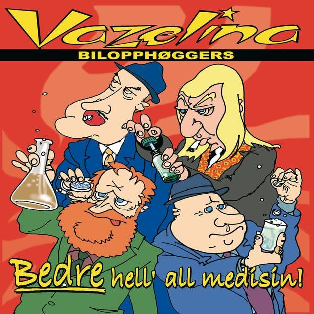 Vazelina Bilopphøggers