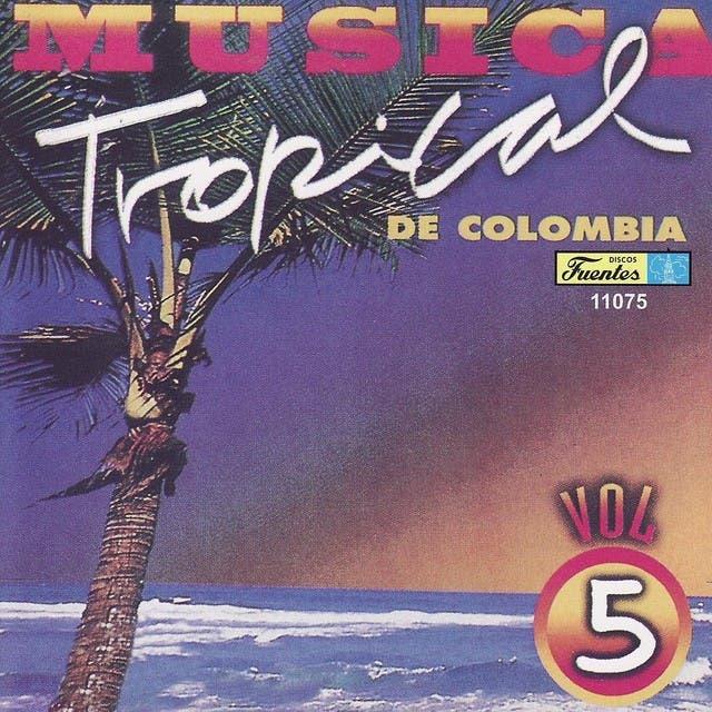 Musica Tropical De Colombia 5
