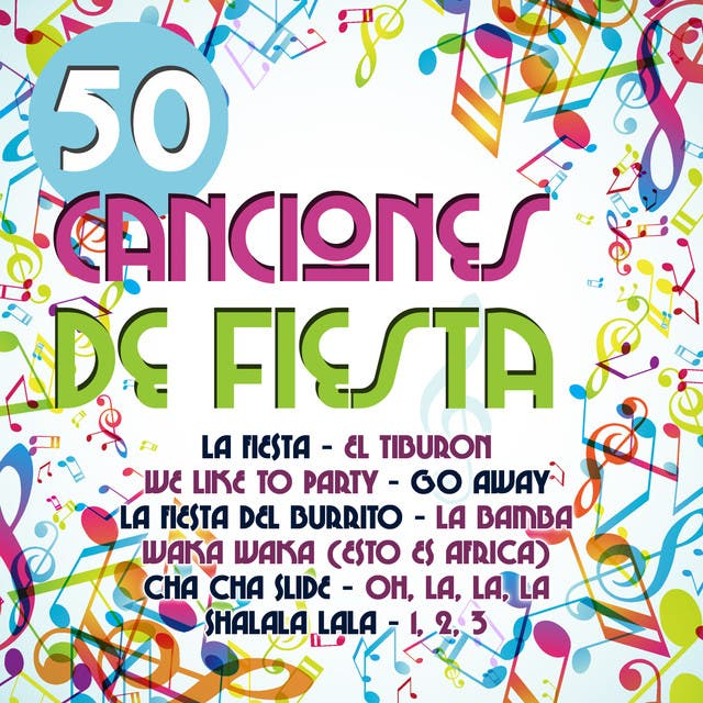 50 Canciones De Fiesta