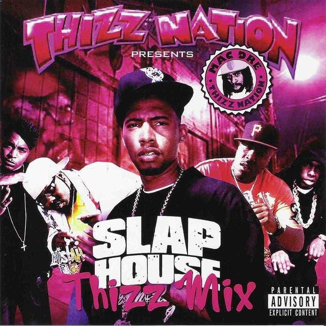 Thizz Nation Presents Slap House Thizz Mix