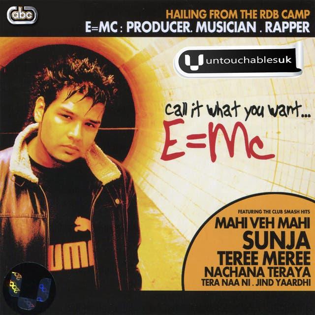 E=MC image