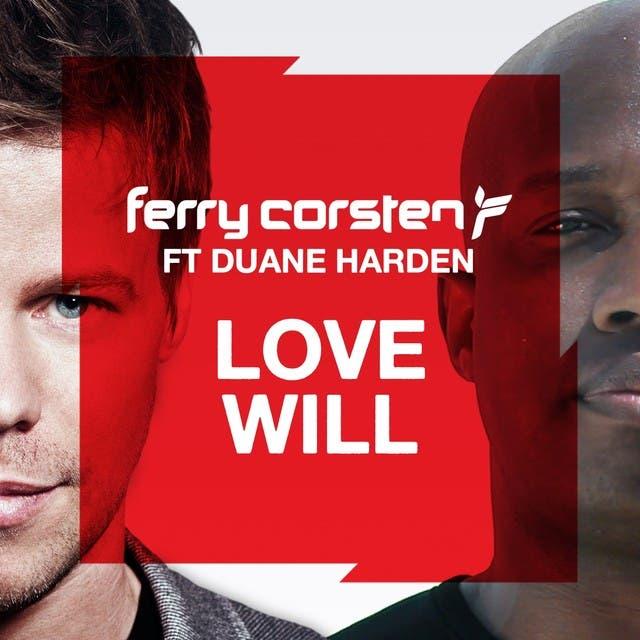 Ferry Corsten Featuring Duane Harden