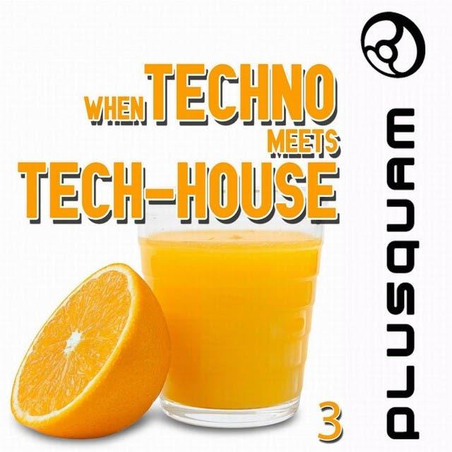 When Techno Meets Tech-House Vol. 3