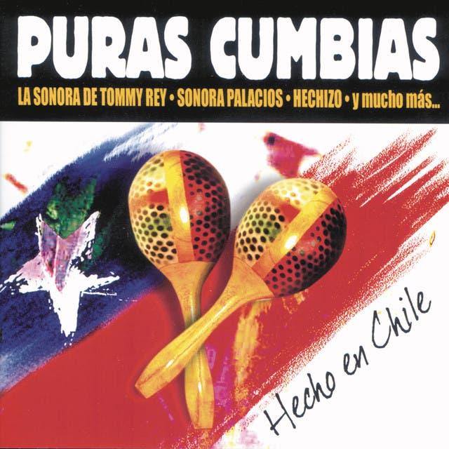 Puras Cumbias - Hecho En Chile