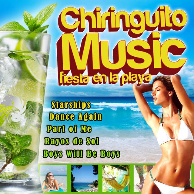 Chiringuito Music. Fiesta En La Playa