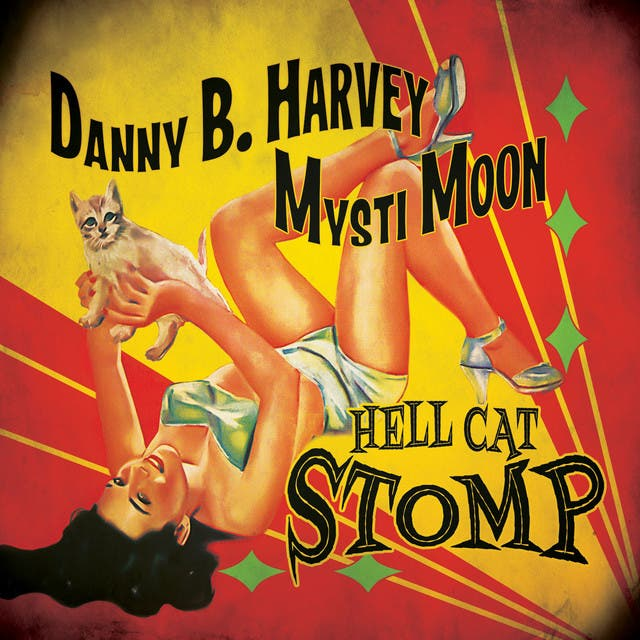 Danny B. Harvey