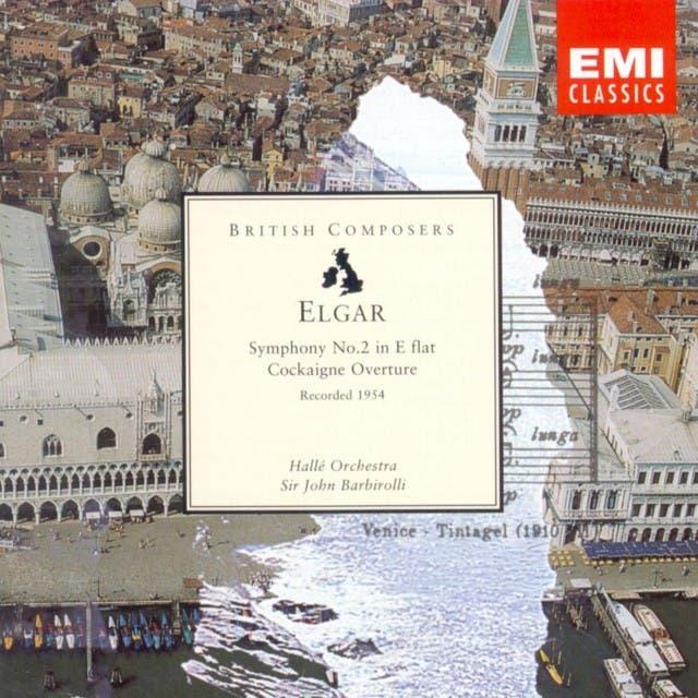 Elgar Symphony No 2 Etc